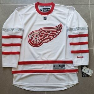 Detroit Red Wings NHL Centennial Classic Jersey